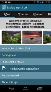 West Cork app