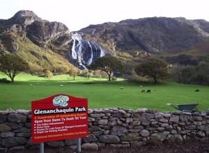 Het schitterende Gleninchaquin Park; een dagtochtje waard!