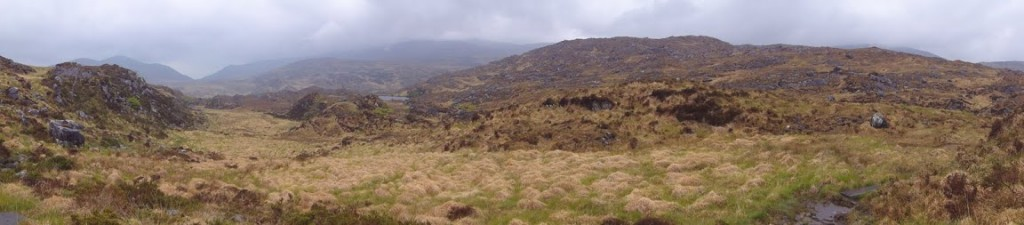 Old Kenmare Road panorama