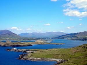 ...en prachtig weer in Ierland (juni 2015)!