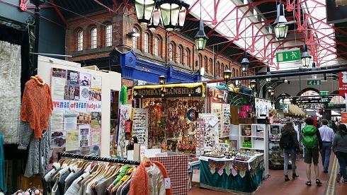 St. Georges Street Arcade