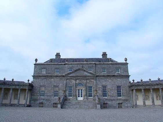 Het statige Russborough House