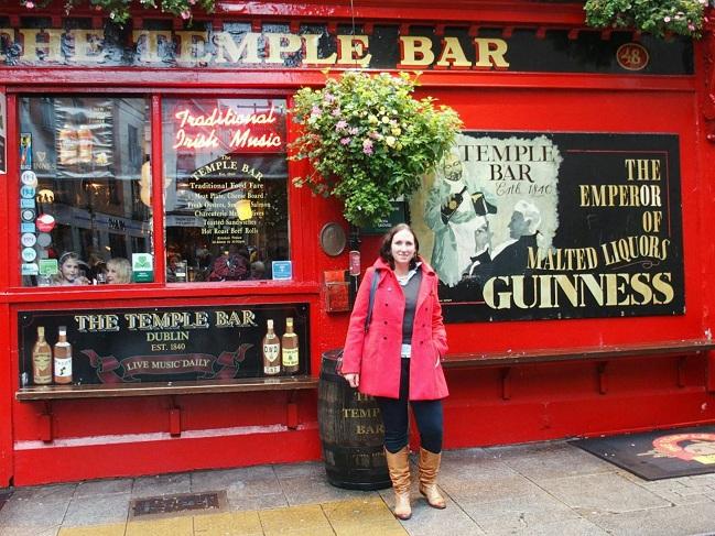 Voor een kort bezoek aan Dublin ben je tegenwoordig niet zoveel geld meer kwijt!