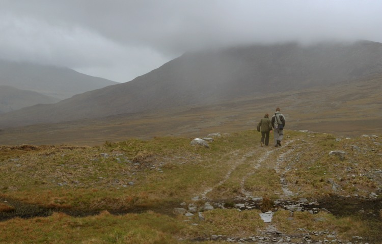De Bangor Trail (Foto: Phil Armitage)