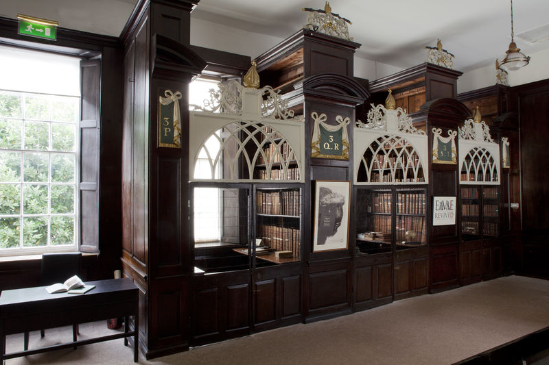 Marsh's Library (Foto Tourism Ireland)