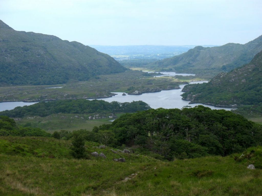 Ring of Kerry Ladies View