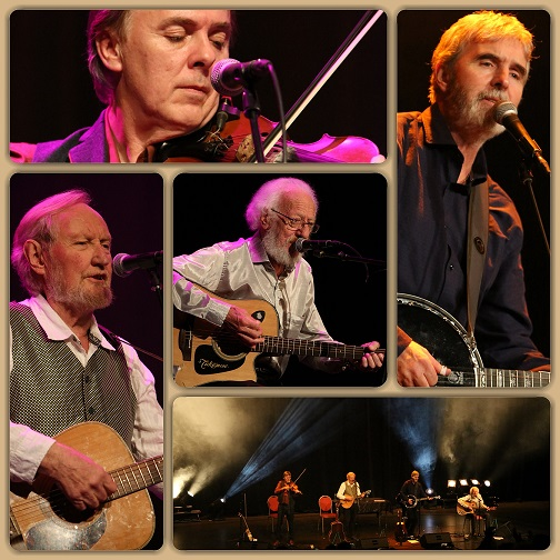 The Dublin Legends Rotterdam Doelen