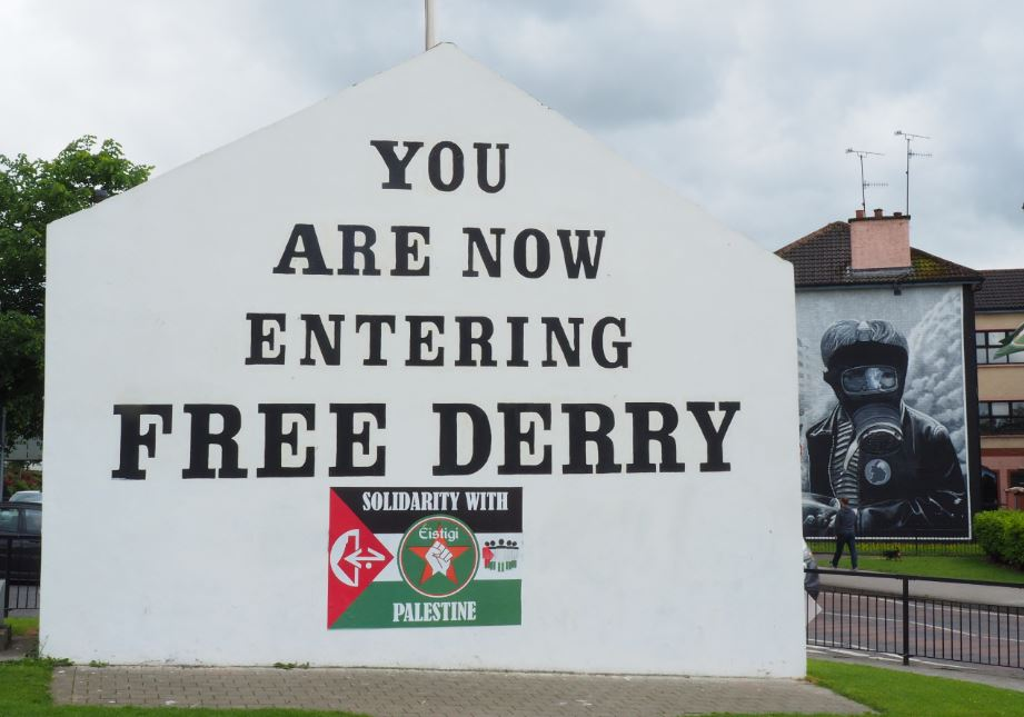 Derry monument
