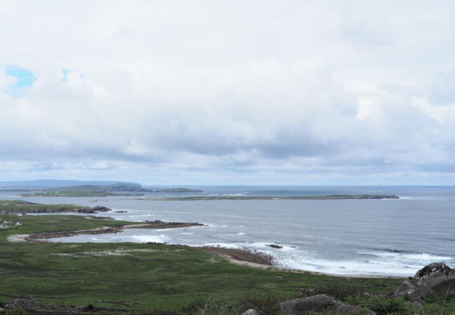 Bloody Foreland Donegal noordkust