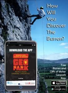 Burren Geopark App