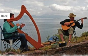 Mac & Mel, langs de Ring of Kerry