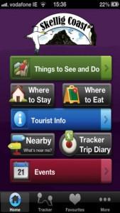 Skellig Coast app