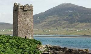 Het kasteel van piratenkoningin Grace O'Malley