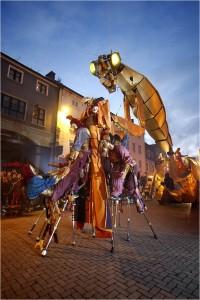 Het Kilkenny Arts Festival