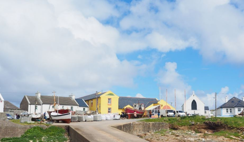 Tory Island West Town