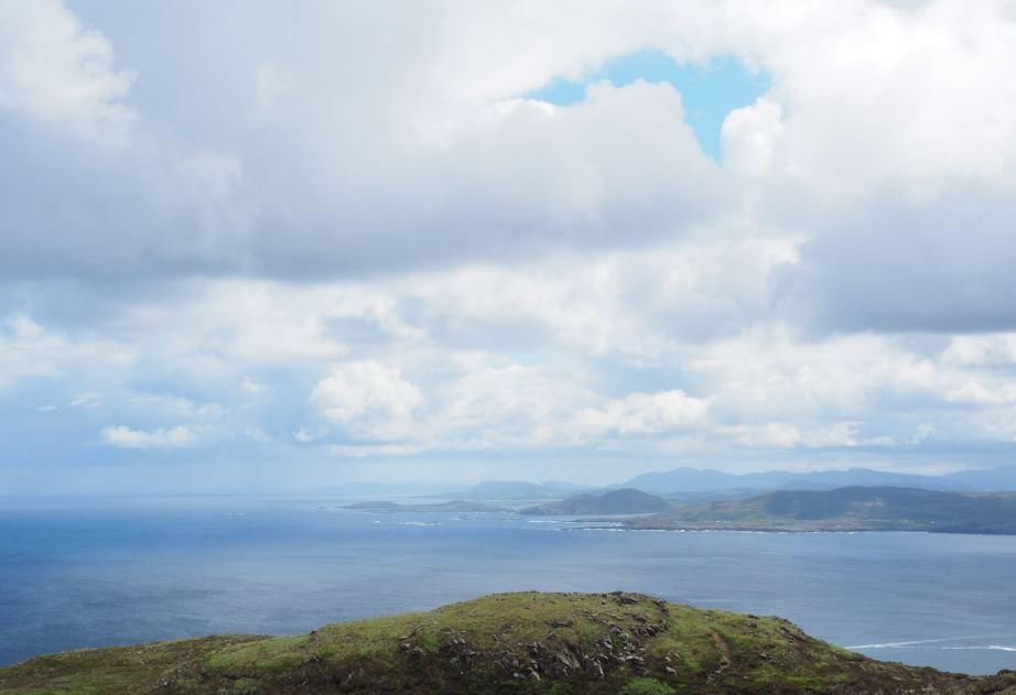 Horn Head uitzicht Donegal